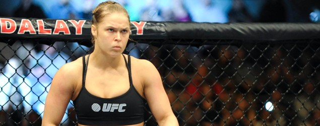 Ronda Rousey's harsh diss of possible foe (Getty Images)