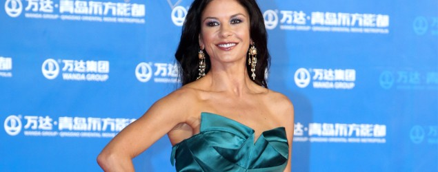 Catherine Zeta-Jones/WireImage