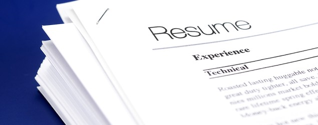 5 common resume mistakes and how to fix them