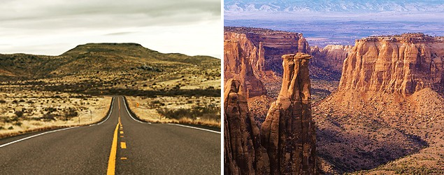 Coolest desert destinations across America