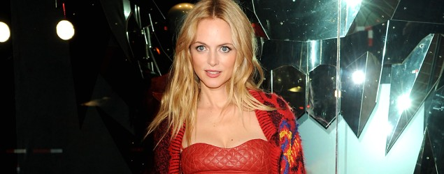 Heather Graham grateful for 'sexy mother roles'