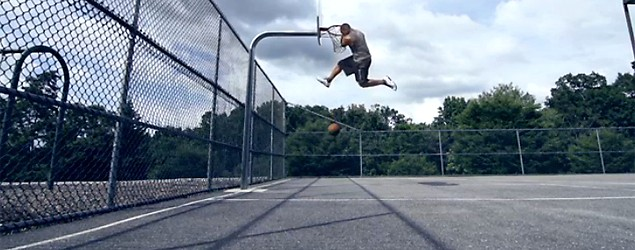 How 5-foot-5 basketball player Brandon Todd taught himself to dunk (Yahoo Sports)