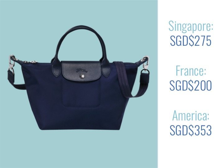 Where's the best place to buy Longchamp bag? - Airfrov on Yahoo