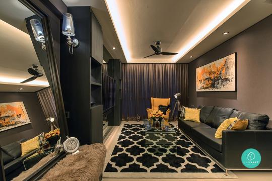 12 Must See Ideas On 4 Room / 5 Room HDB...   Qanvast