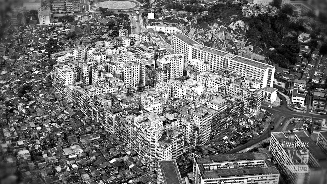 City of Imagination: Kowloon Walled City | WSJ Live - Yahoo Screen