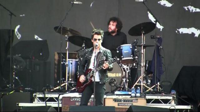 Stereophonics aprono concerto dei Killers a Postepay Rock in Roma