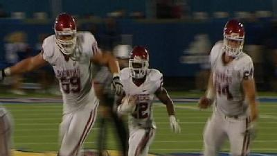 Finch To Get More Looks Vs. Texas Tech