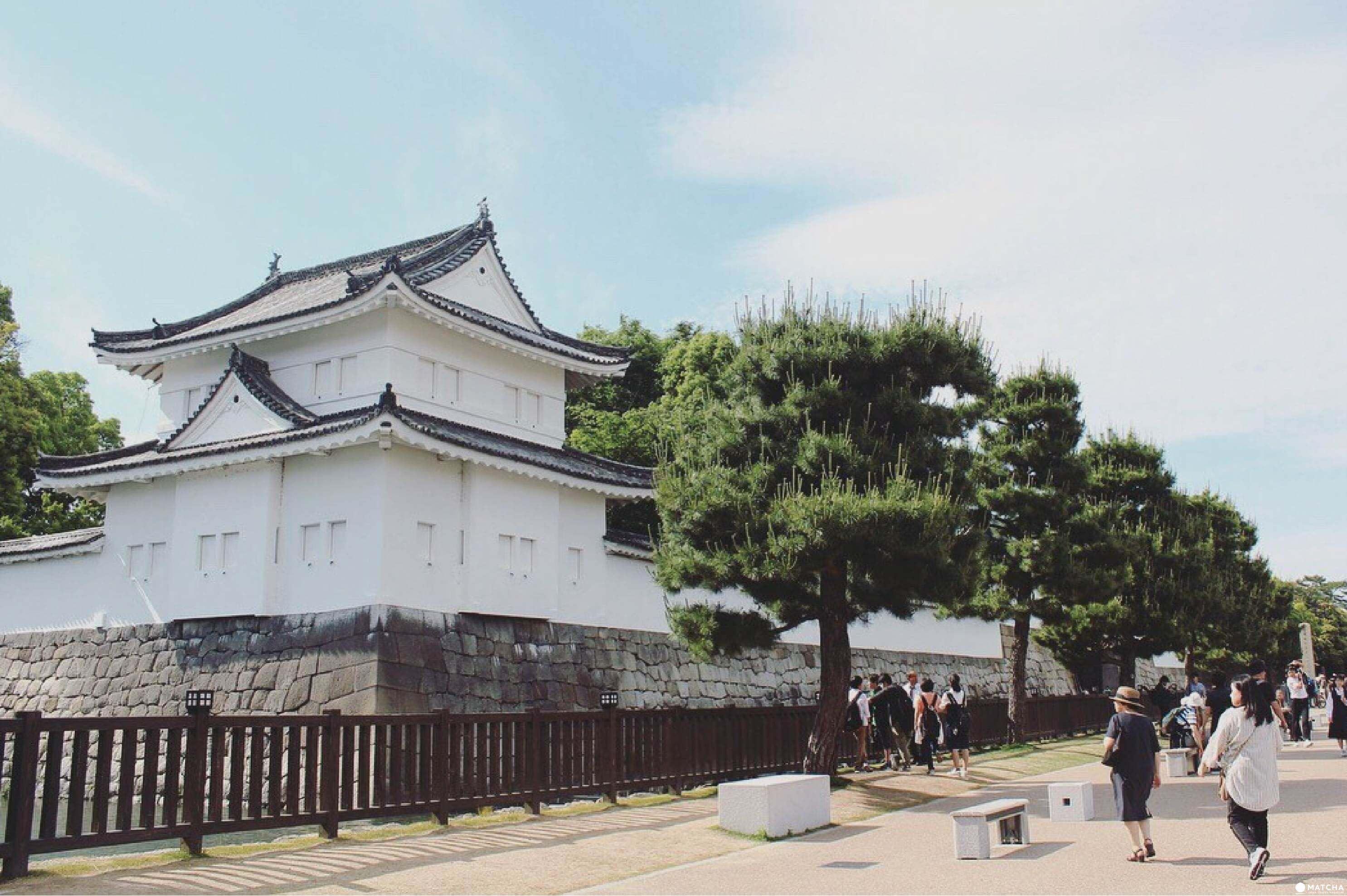 京都元離宮二条城