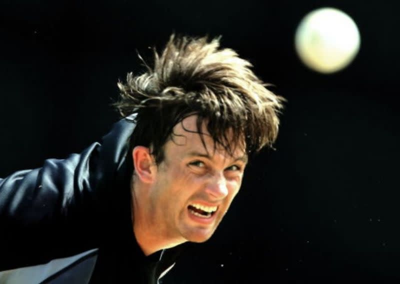 Shane Bond is described as New Zealand's best fast bowler since Sir Richard Hadlee.