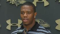 Ravens' Ray Rice: 'I Made a Huge Mistake'