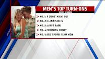 Top Turn Ons For Men and Women