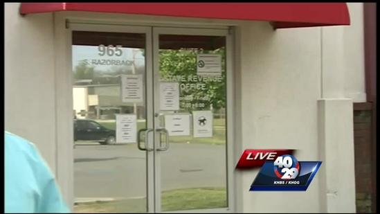 System glitch causes problems for Arkansas DMV offices