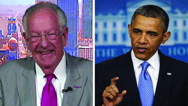 Former Las Vegas mayor on clash with Obama over comments