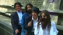Mexican Beatles fans attempt record
