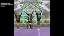 Inspiring Video of Australian Cheerleading Squad Goes Viral