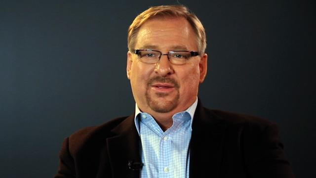 Rick Warren Q&A: Twitter and same-sex marriage