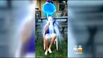 Ice Bucket Challenge Lets Participants Cool Off For A Cause