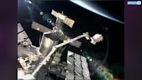 After Repair, Space Station Systems Return To Normal