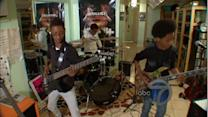 Young heavy metal band from Brooklyn gaining national attention