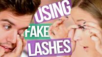 5 Tips for Applying False Eyelashes