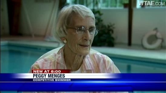 Swimmer, 86, will see third generation go for Olympic gold