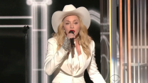 Mass Weddings, Madonna, Macklemore and Queen Latifah at the Grammys