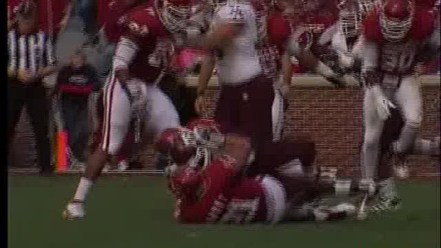 Sooners ready for stretch run, title push