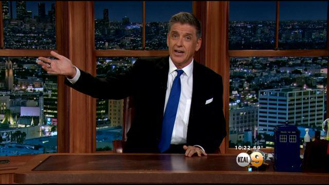 Craig Ferguson To Step Down As Host Of 'The Late Late Show'