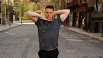 Cover Shoots - Channing Tatum Busts 7 Dance Moves in 30 Seconds