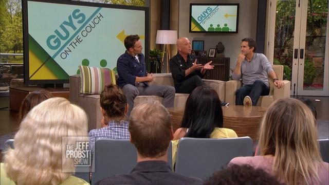 Guys on the Couch with Howie Mandel