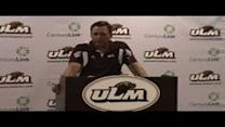 ULM Head Coach Todd Berry on FAU win
