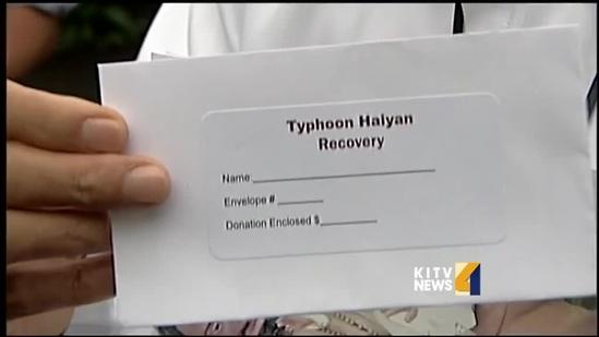 More local organizations accepting donations