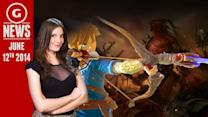 Diablo 3 Not 1080p on Xbox One; More New Zelda Details Drop! - GS Daily News
