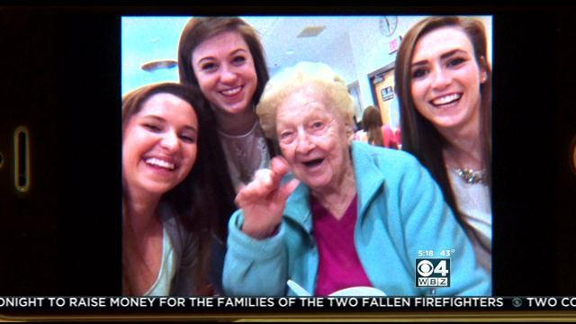 Westford Academy Welcomes 94-Year-Old Back To Mass. High School