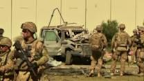 Three NATO soldiers killed in Kabul suicide car bomb blast