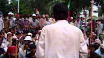 Protesters Storm Pakistan State Television