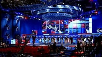 Candidates Get Ready For Republican Debate