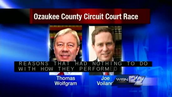 Non-partisan judicial races changing