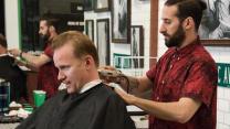 GQ Barbershop - Director and Producer Morgan Spurlock Talks Sins, Sixers & Sex