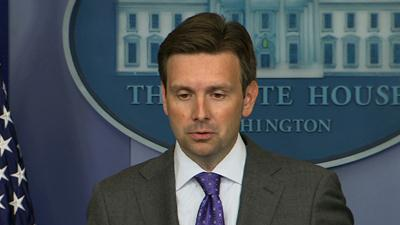 White House Condemns Chemical Weapons in Syria