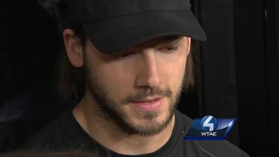 RAW Video: Kris Letang gives update on stroke recovery