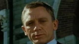 James Bond 007 In Quantum Of Solace: Behind The Scene 2