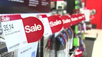 Shoppers out for post-Christmas sales, returns
