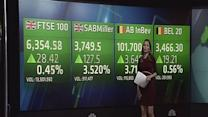 European stocks open higher after oil rebound