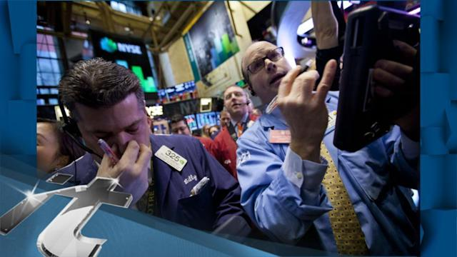 New York Breaking News: Futures Up Ahead of Sales Data