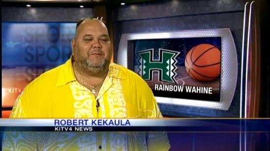 Rainbow Wahine basketball team enter final week of regular season