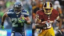 RBs key for Seahawks, Redskins
