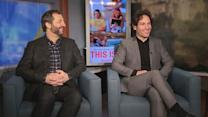 "Paul Rudd and Judd Apatow Dish on ""This Is 40"""