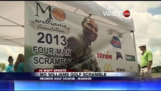 Mo Williams lending assists on the links