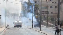 Violent Clashes in Bethlehem